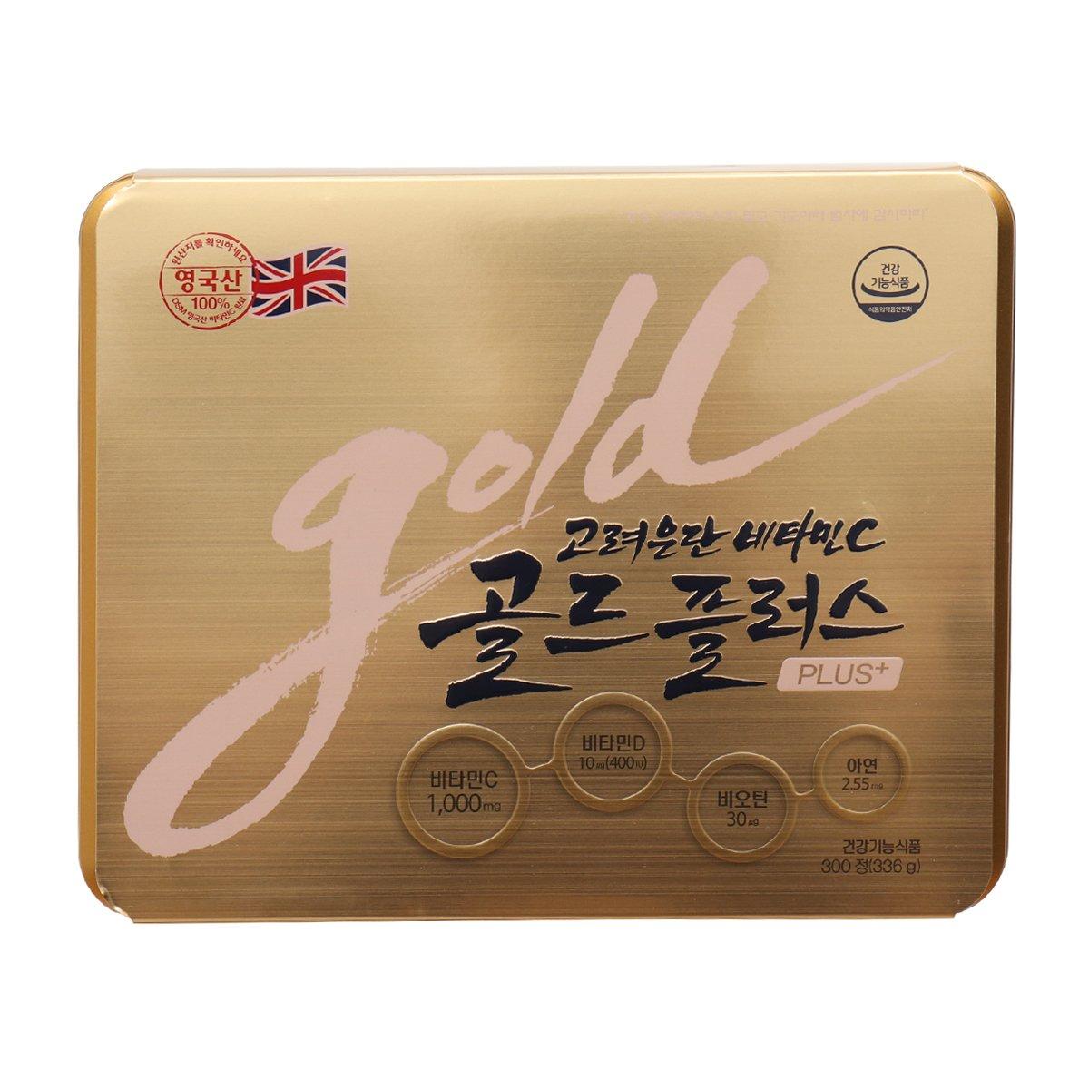 고려은단 비타민 C 골드 플러스, 300정, 1개