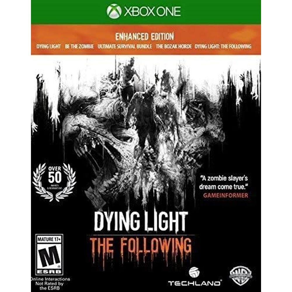 다잉 라이트 더 팔로잉 Dying Light The Following - Enhanced Edition - Xbox One, 단일상품
