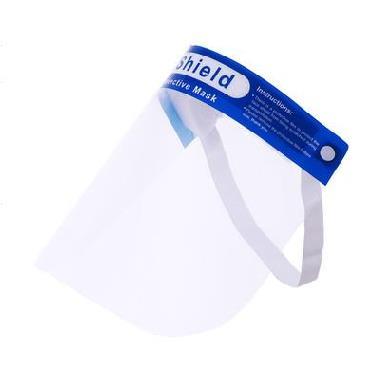 대형 얼굴 보호 먼지 오염 방지 차단 썬캡 마스크(10매), 성인 1 팩