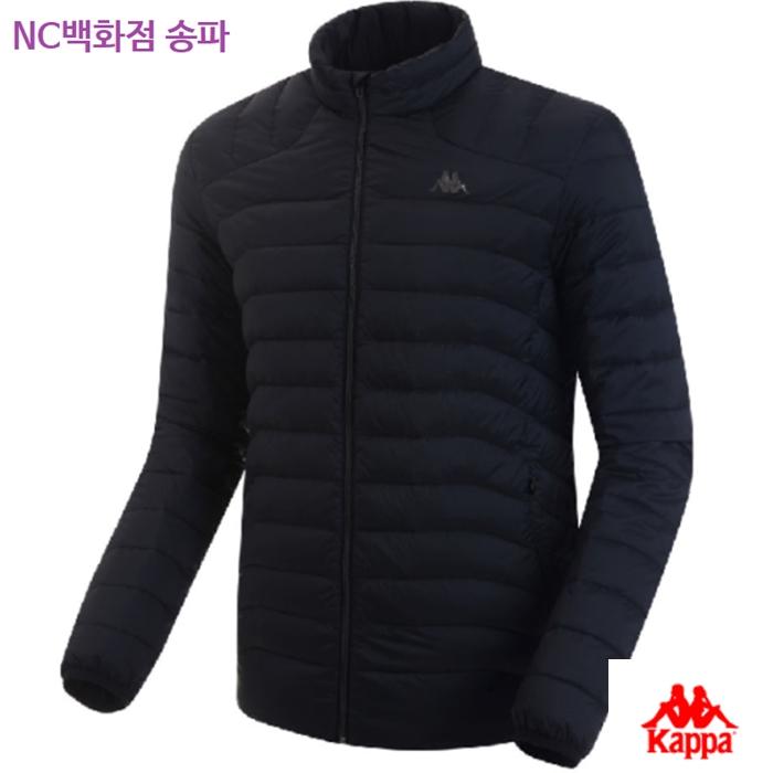 카파 [NC백화점 송파점] 경량 다운 패딩 남성 오리털 가볍고 따뜻한