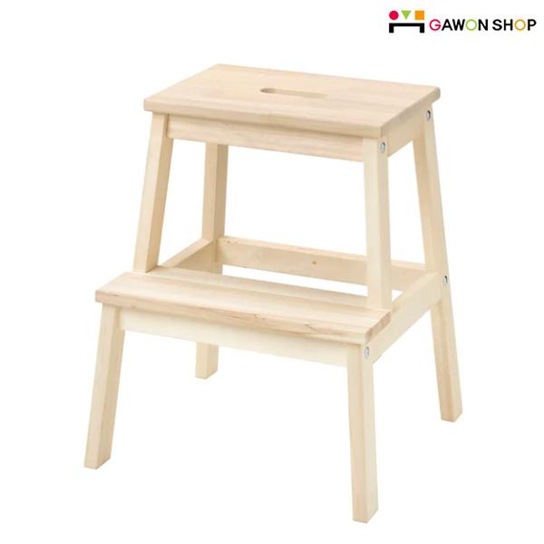 IKEA 이케아 BEKVAM step stool 계단식 스툴, 단일색상