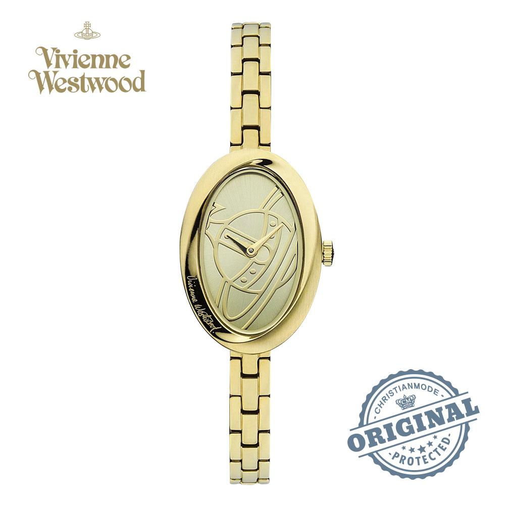 비비안웨스트우드 [당일발송 한국공식정품 백화점AS] The Twist VV098GD 여성시계