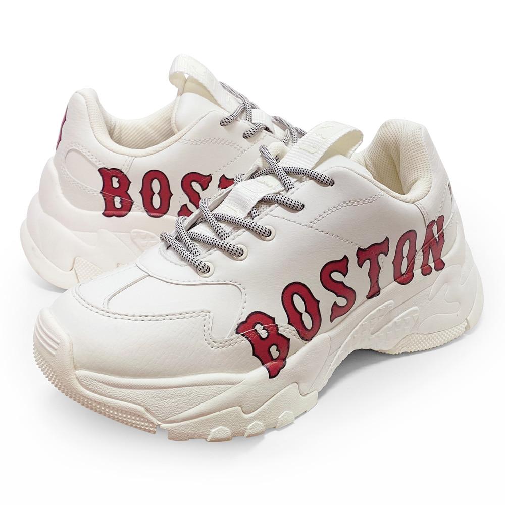 MLB 빅볼청키P 보스턴 레드삭스 32SHC2011-43I 운동화