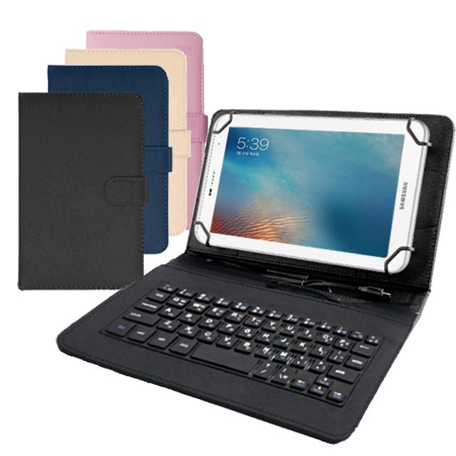 오젬 갤럭시탭E 8.0 IK 태블릿PC 케이스키보드 7-8형, 블랙