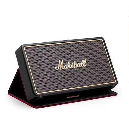 마샬 마샬 스탁웰 II 킬번 2세대 무선 블루투스 스피커 휴대용 스피커, 공식 표준, 스톡웰- 가죽케이스+오디오라인-5-4718874481