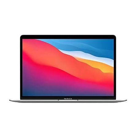 [아마존베스트]New Apple MacBook Air with Apple M1 Chip (13-inch 8GB RAM 256GB SSD Storage) - Silv, 상세 설명 참조0, 상세 설명 참조0, 상세 설명 참조0