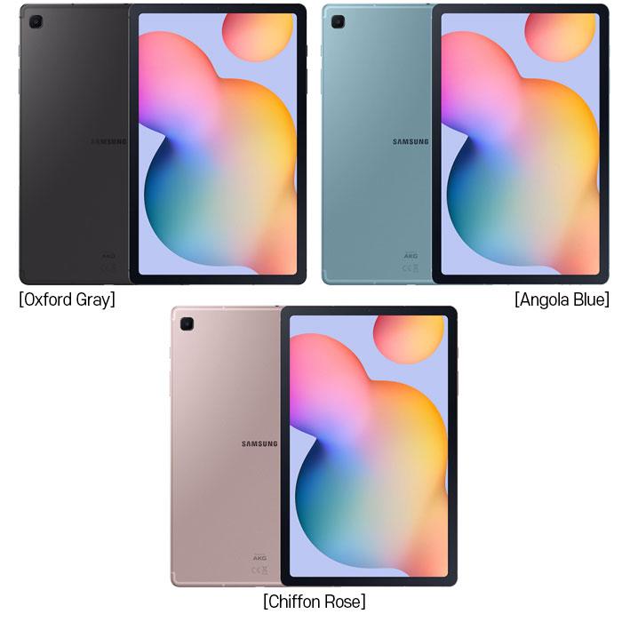 [관부가세 미포함] 삼성전자 갤럭시탭S6 라이트 10.4 Lite 64GB S Pen / Samsung Galaxy Tab S6 Lite 64GB, 단일상품, Oxford Gray