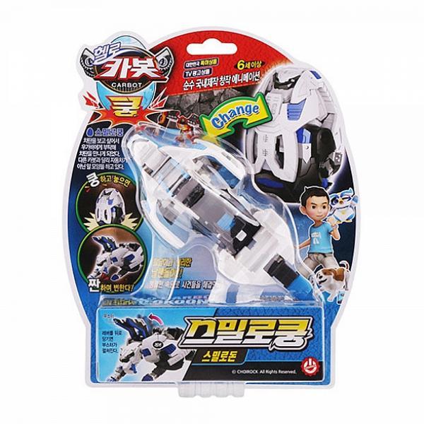 차이나차차 손오공 헬로카봇 스밀로쿵 스밀로돈 로봇장난감