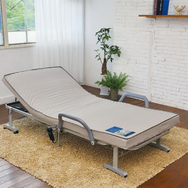 아텍스 접이식 전동 리클라이닝 침대 BE556, 단품