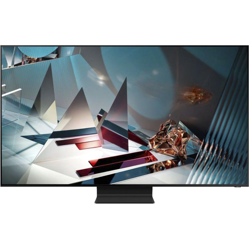 삼성전자 LED HDR 8K UHD 스마트 TV 82인치(208cm) 클래스 QN82Q800T, 스탠드