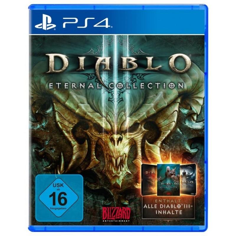 디아블로 3 영원한 컬렉션 (플레이스테이션 PS4), 단일상품