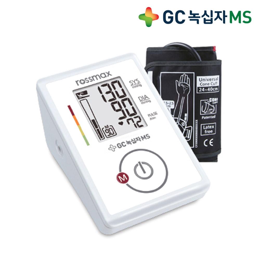 녹십자 가정용 혈압계 혈압측정기, 1개, 팔뚝형 혈압계 CG155F