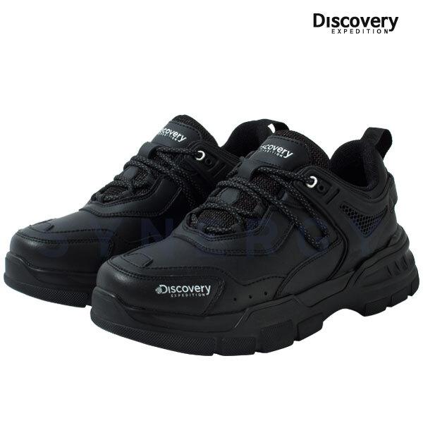 디스커버리 공용 댄디 스니커즈(블랙)DXSH01961