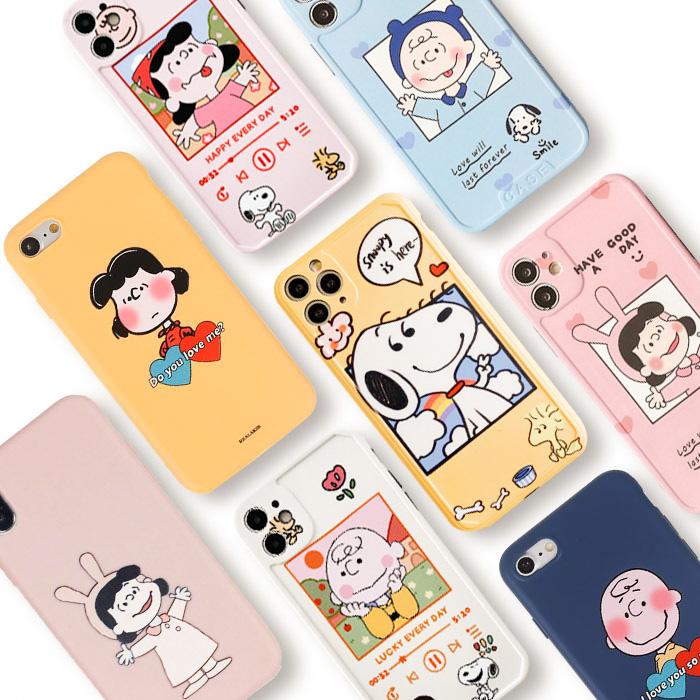 아이폰 6S 아이폰SE2 7 8 XS MAX 아이폰11 PRO 케이스