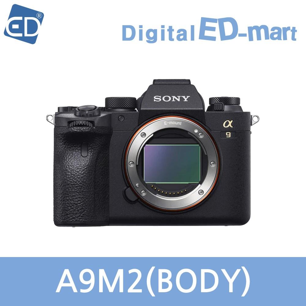 소니 A9M2 미러리스카메라, 01 소니정품A9M2 / 풀바디A9M2 /포켓융증정