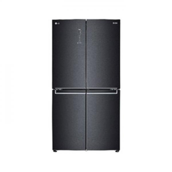 LG전자 프리미엄 엘지 4도어 양문형 냉장고 870L 더블매직스페이스