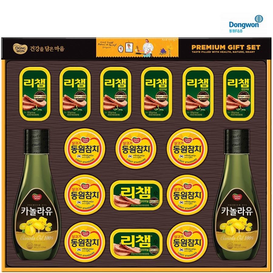 선물 세트 명절 선물 동원 건강한2호, 1세트