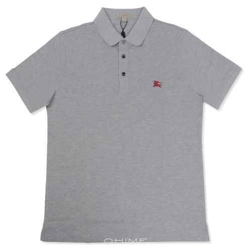[버버리] 티셔츠 남성 폴로 그레이 4055120