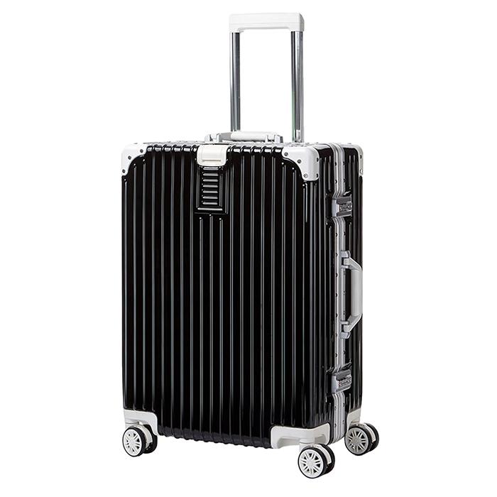럭키플래닛 뉴엣지 블랙 21인치 기내용 하드캐리어 여행가방 캐리어
