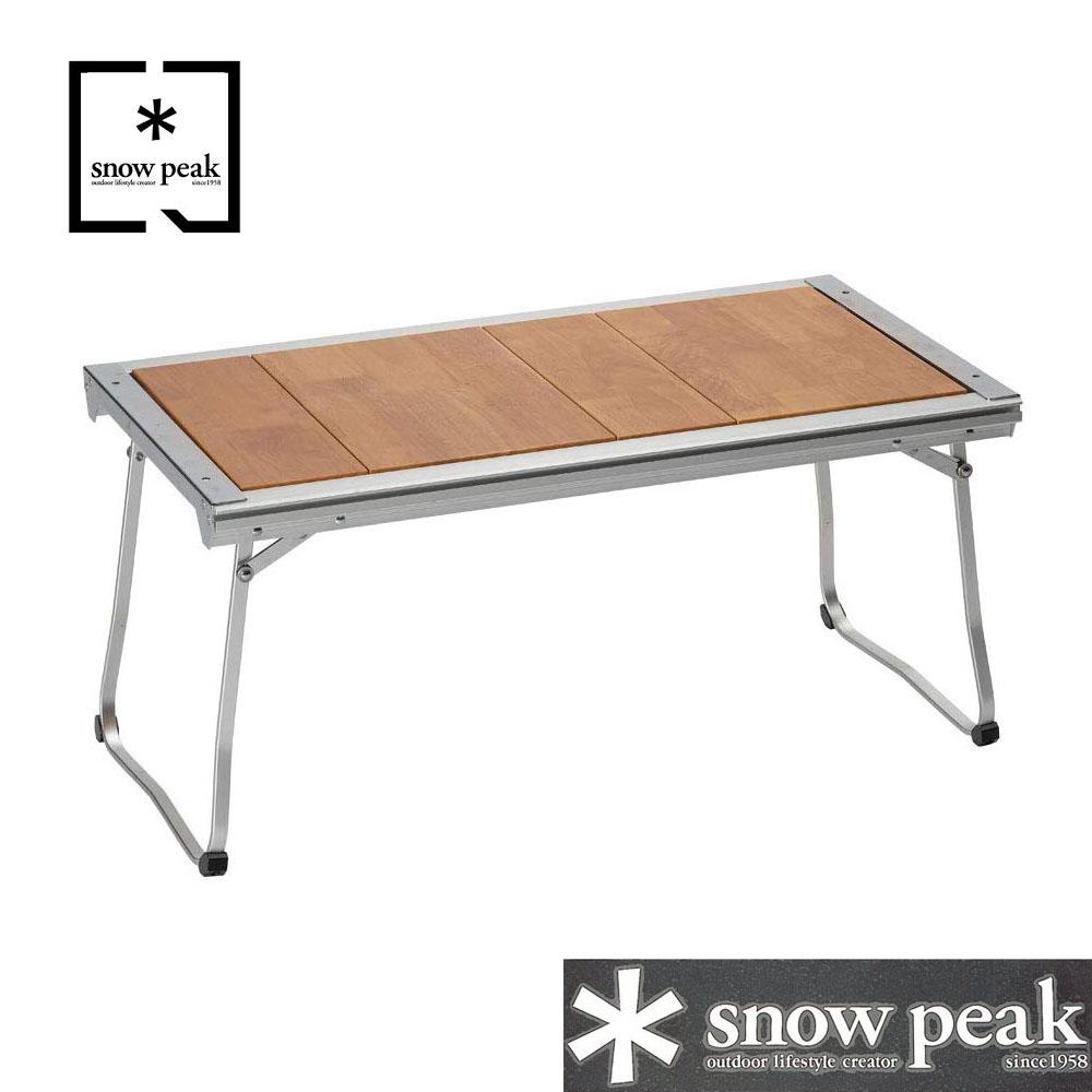스노우피크 snow peak IGT CK-080 테이블