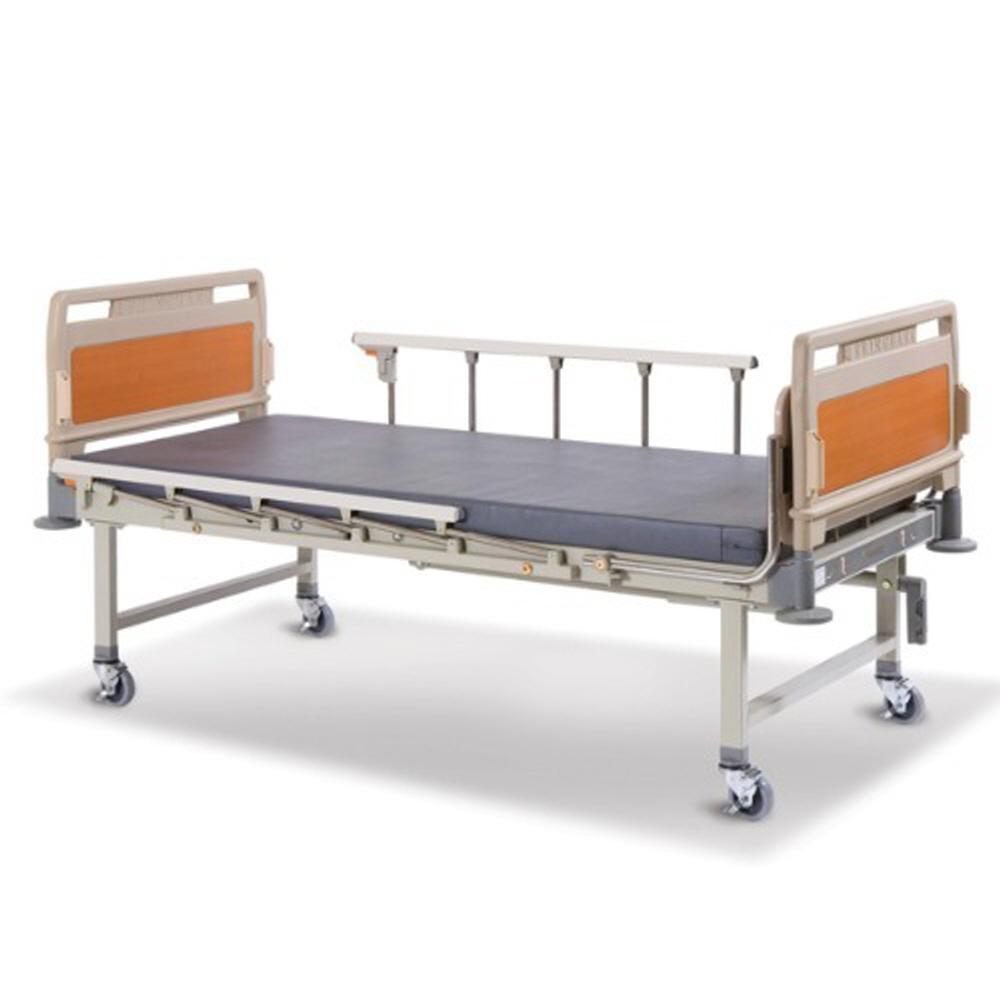 착불(지역별 차등) 수동식 2단 환자용 병원 전동 침대 의료기침대 의료용 모션베드 전동 요양원 가정용, 기본 (POP 5674358765)