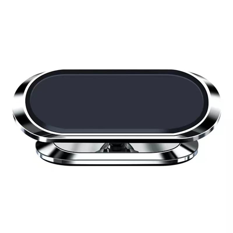 [마그네틱 거치대] 차차미 360도회전형 휴대폰 자석 거치대, 블랙+랜덤 - 랭킹78위 (15900원)