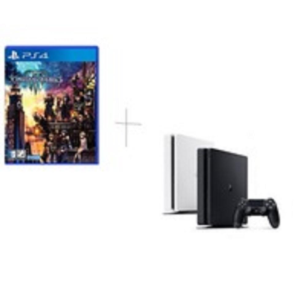 PS4 플레이스테이션 7218 PRO 1TB  킹덤하츠3 새제품 PS4 플레이스테이션 7218 PS4 PRO 1TB  킹덤하츠3 새제품