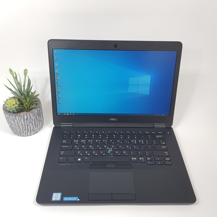 DELL 울트라 프리미엄 노트북 i7, 8GB, SSD 256GB, 윈도우 10 PRO