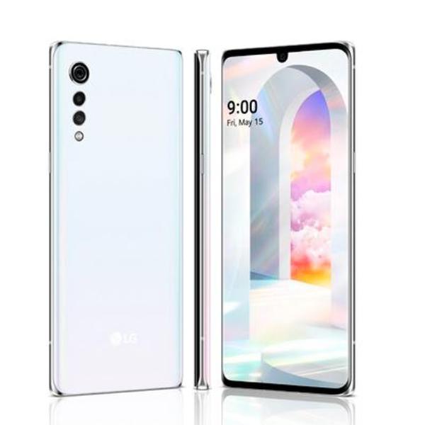 LG 벨벳 S급 중고폰 공기계 3사호환 LM-G900, 핑크-최초통신사U+