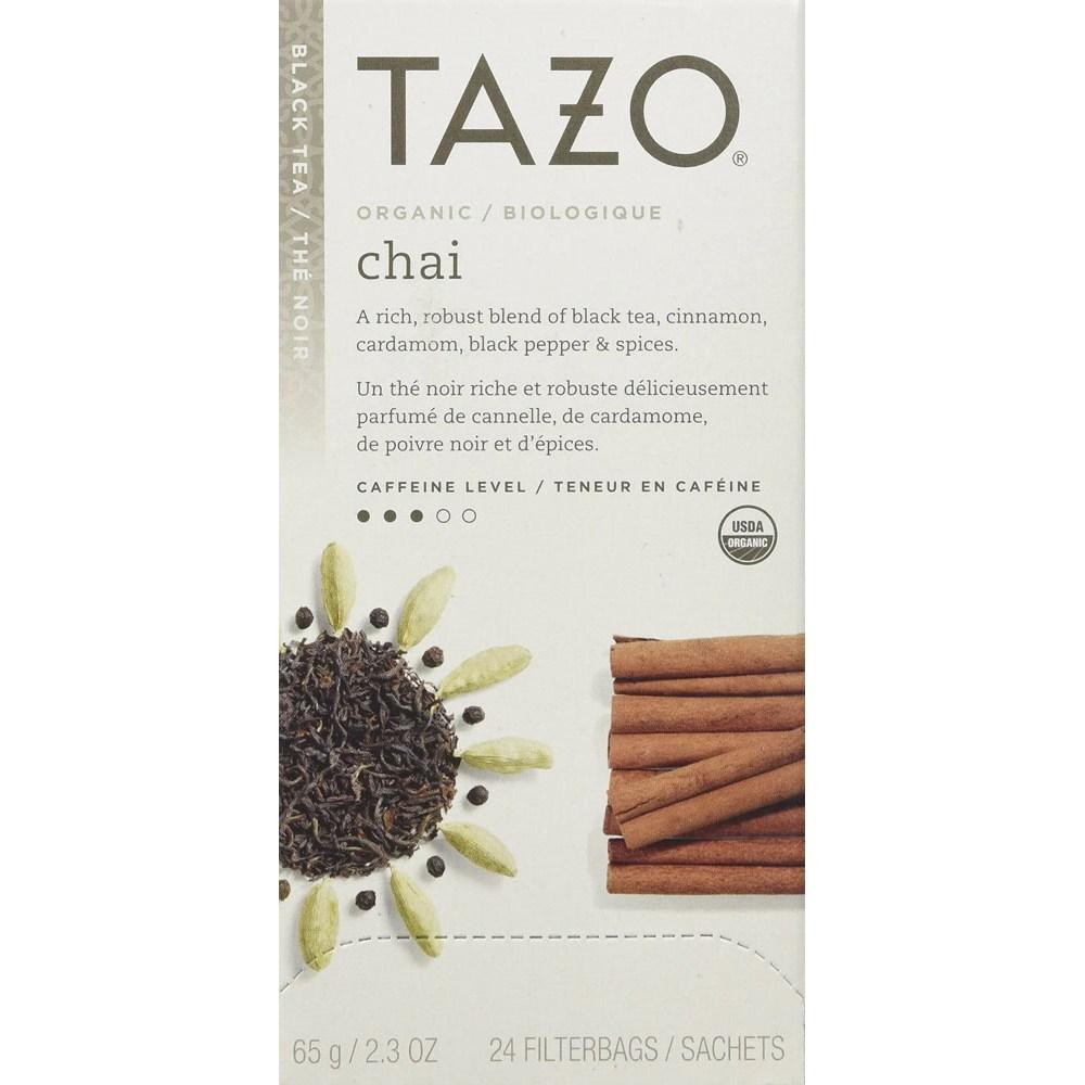 타조 티 24개입, 차이 (Chai), 65g
