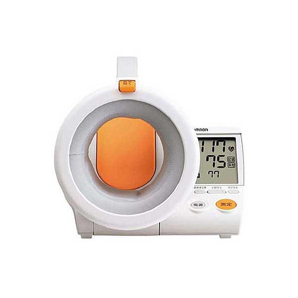 OMRON HEM-1000 오므론 혈압계 2인 90메모리 가동식 커프 부정맥, 1대