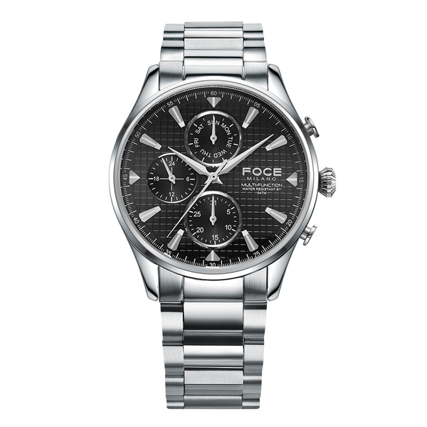 공식정품/FOCE/FM7536BK/포체시계/손목시계/남자시계
