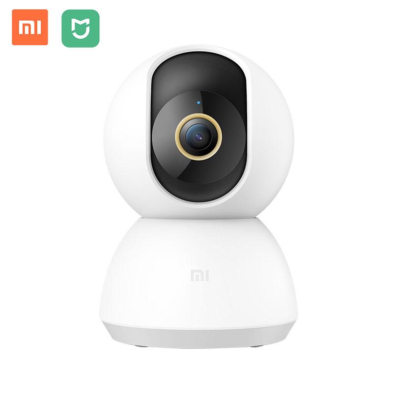 샤오미 미지아 360도 스마트 홈카메라 2K 홈캠 웸캠 홈cctv 돼지코 증정, 샤오미 미지아 홈카메라 2K, NO