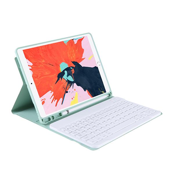 아이패드10.2(7세대)애플펜슬 수납형 블루투스 키보드, T102-블랙, 아이패드10.2(7세대)