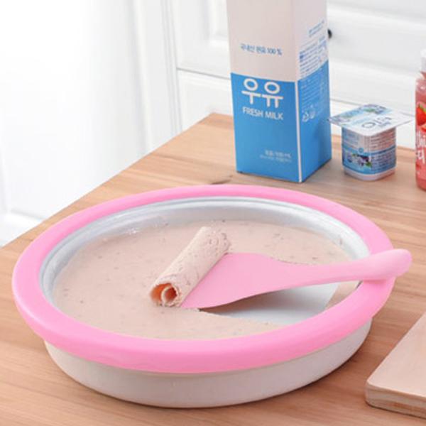까사니 철판 아이스크림 메이커 아이스크림팬