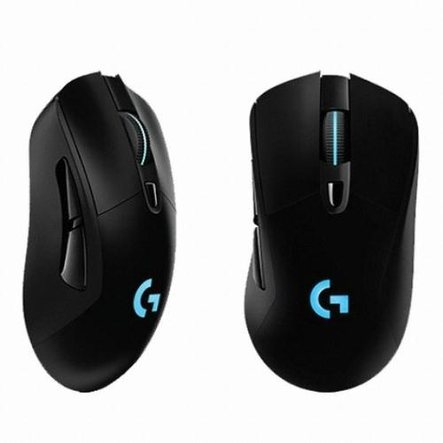 로지텍 G703 LIGHTSPEED 무선 마우스, 단일색상, G703 HERO