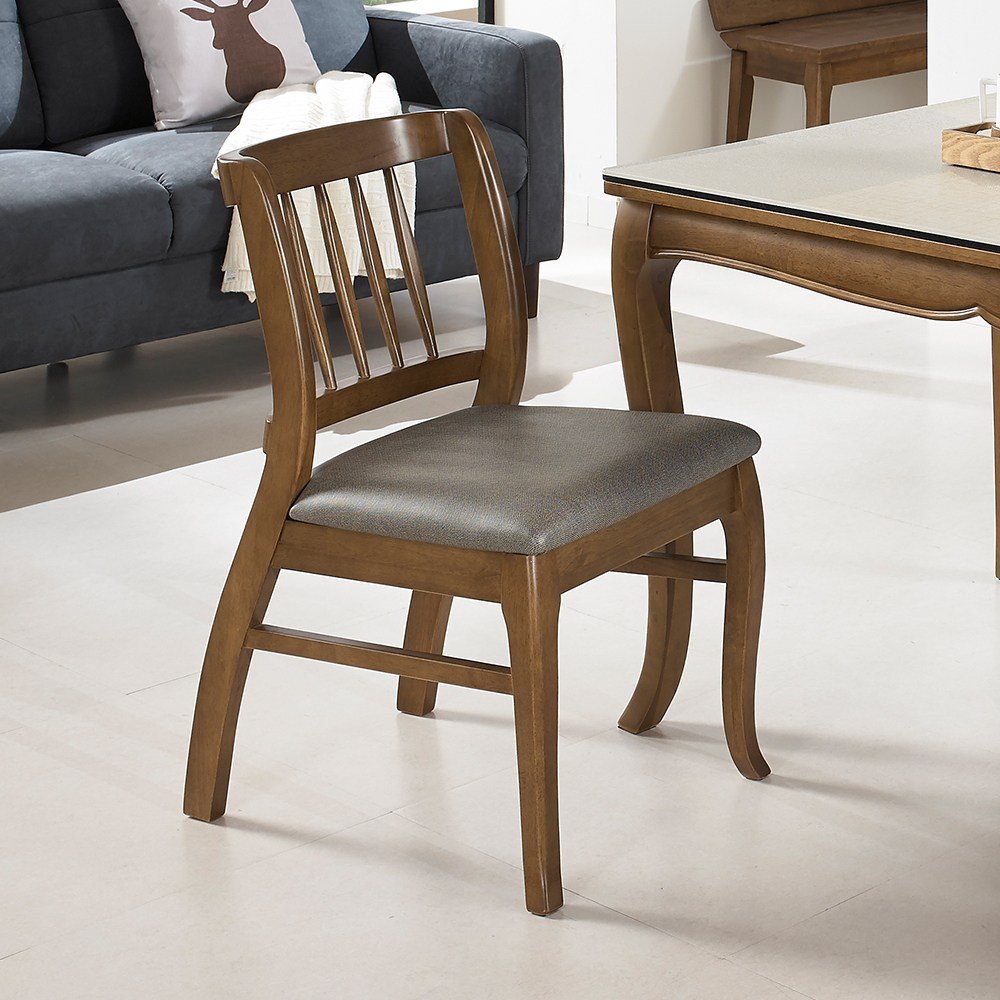 라로퍼니처 비비안 원목 식탁의자 카페의자 인테리어의자, 단품