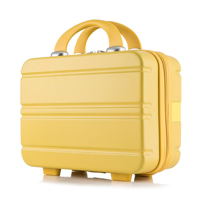 서머레디백 마시멜로우 14인치 러블리 스타벅스 패션 미니 캐리어 여행 가방