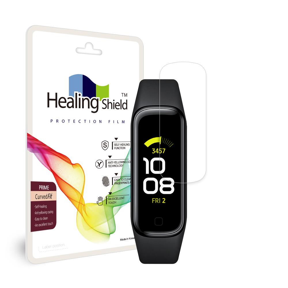 삼성 갤럭시 핏2 프라임 고광택 풀커버 액정보호필름 2매, 단일상품, 단일상품