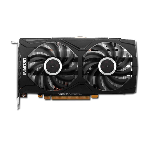 TWO1MALL [INNO3D] GeForce RTX 2060 GAMING OC D6 6GB 백플레이트 그래픽카드, 581555