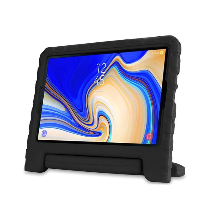 SNAPCASE 스냅케이스 갤럭시탭S4 10.5 에바폼안전케이스 S펜수납, 갤럭시탭S4 10.5 에바폼-블랙