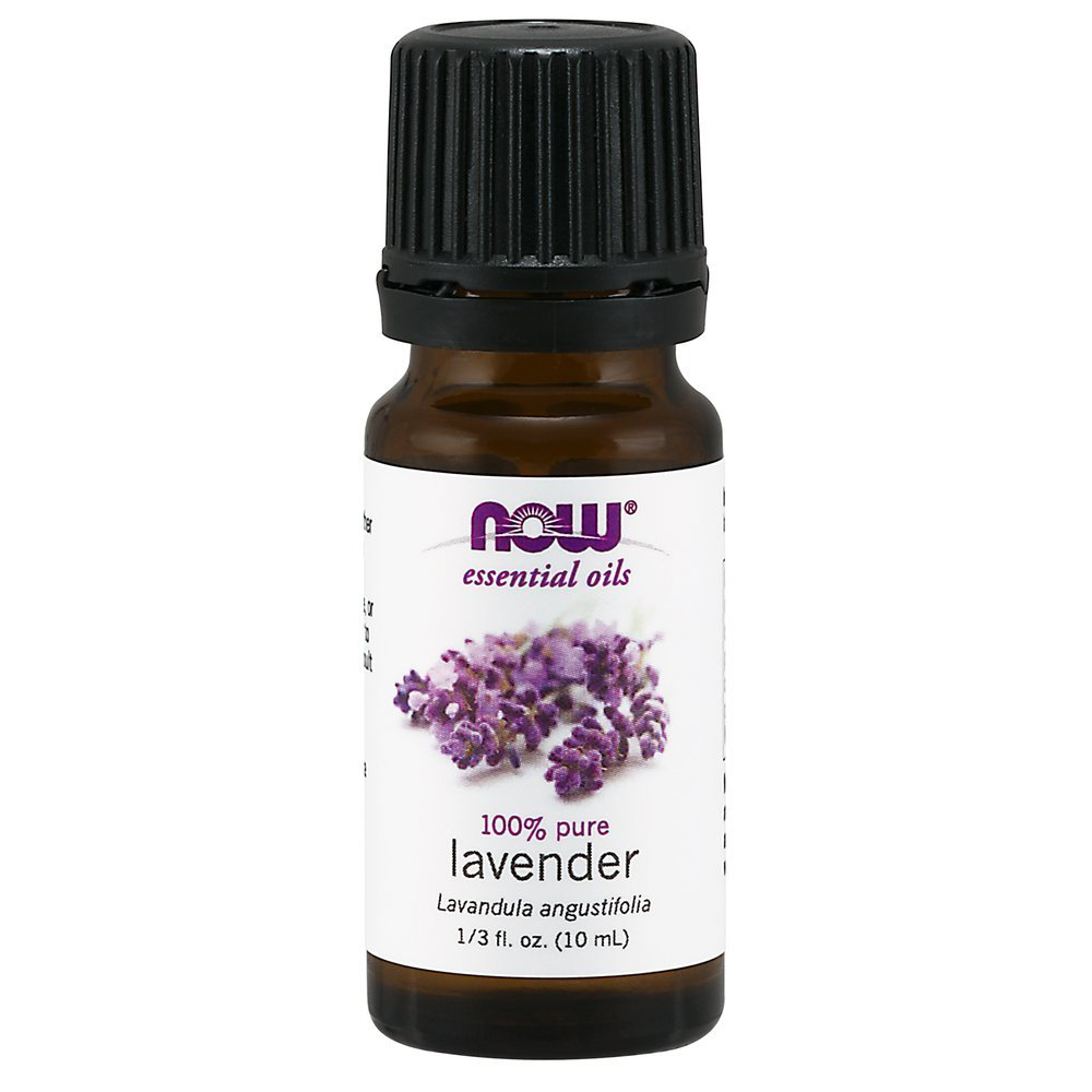 나우푸드 100% 퓨어 에센셜 방향아로마오일 10ml, Lavender