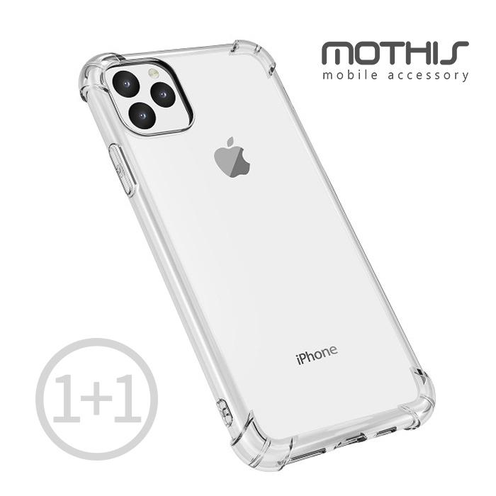 1+1 모디스 에어 범퍼 핸드폰 젤리 투명 케이스(갤럭시 아이폰 LG 전기종 휴대폰 케이스)