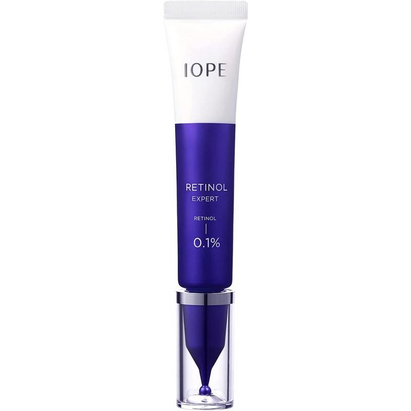 IOPE (아이오페) 레티놀 전문가 0.1 % 링클 크림 레티놀 배합 미용액 집중 케어 보습 스킨 케어 한국 코, 1