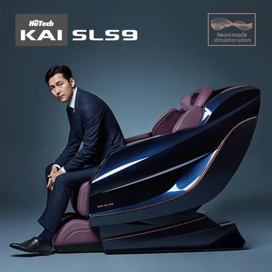 [카이 럭셔리] 휴테크 안마의자 KAI SLS9