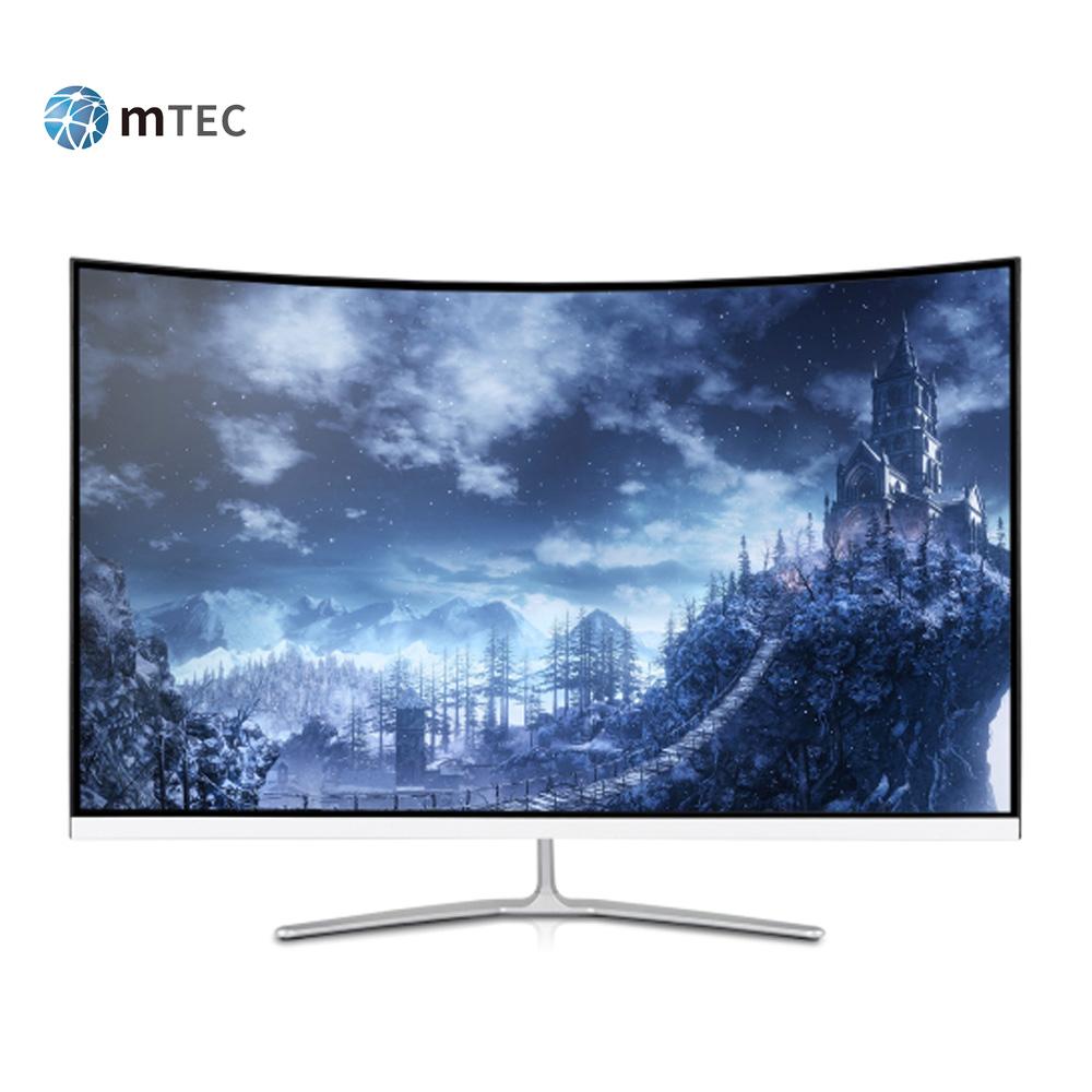 엠텍코리아 32인치 F3218C CURVED 컴이지 무결점 FHD 180Hz HDMI DP 커브드 게이밍 컴퓨터 모니터