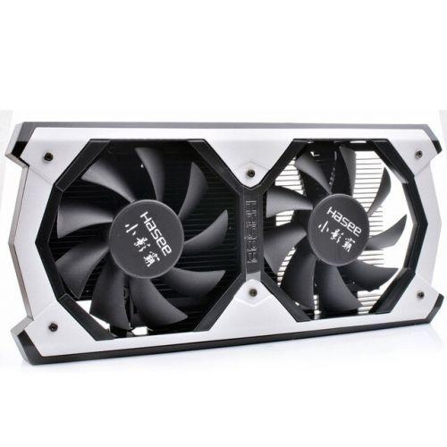 [해외] 갤럭시 GTX1060 6G P106 GTX960 그래픽 카드 냉각 알루미늄 블록 팬, 상세내용표시