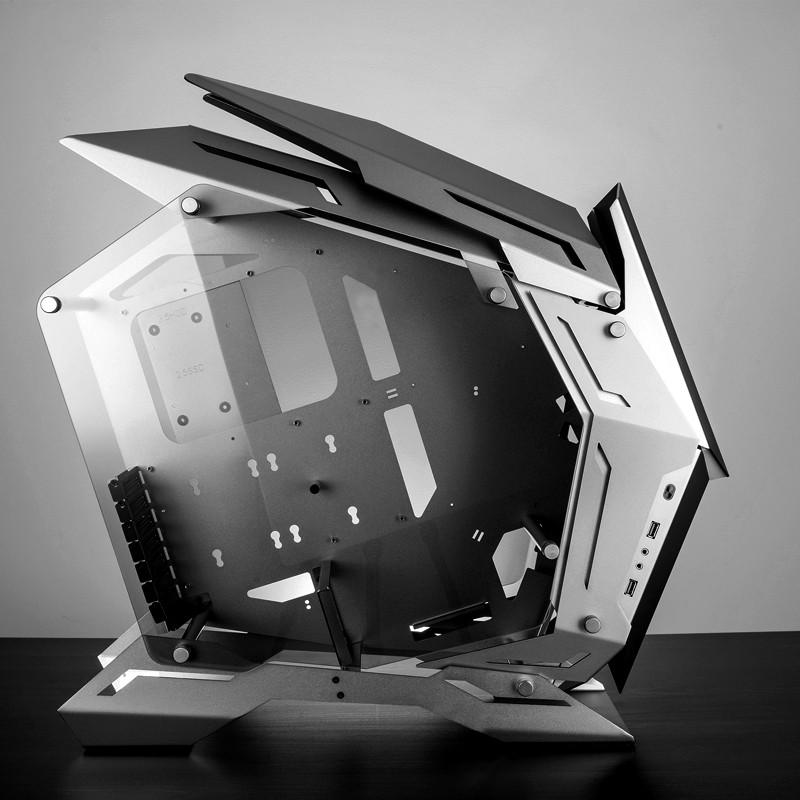 JONSBO MOD3 ATX 컴퓨터 케이스, 화이트