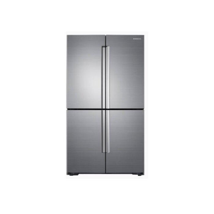 [신세계TV쇼핑][삼성] T9000 빌트인 스타일 양문형 냉장고 647L Splendid Metal RF66N90G3S5, 단일상품