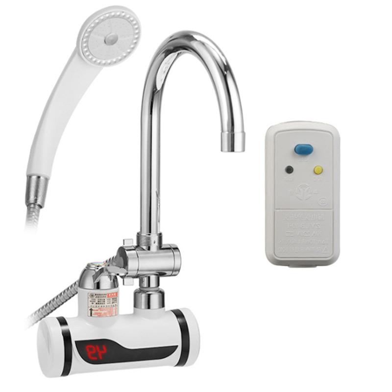 가정용 순간 전기 온수기 싱크대 욕실 수도꼭지, 전기온수기B1